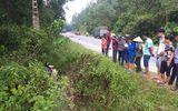 Hiện trường vụ thi thể người đàn ông cùng xe máy dưới hố sâu ở Hà Tĩnh