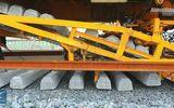 """Kỹ thuật lắp đặt đường sắt cao tốc """"thượng thừa"""" của Trung Quốc: Tàu chạy 350 km/h nhưng đồng xu không đổ"""