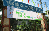 Xã hội - Bình Tây gửi trung thu tới trường Nguyễn Viết Xuân