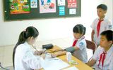Y tế sức khỏe - Phấn đấu đạt 100% học sinh, sinh viên tham gia BHYT