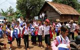 Xã hội - Bình Tây trao gửi trung thu tới các nhà văn hóa cộng đồng tỉnh Đắk lắk