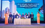 Lễ ký kết hợp tác đầu tư Dự án Eurowindow River Park