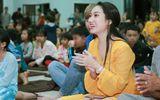 Xã hội - Cao Mỹ Kim xúc động trao hơn 800 phần quà cho người nghèo