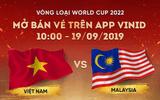 """Vé trận Việt Nam- Malaysia """"hết"""" veo sau 5 phút?"""
