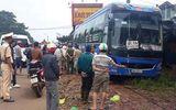 Tin trong nước - Xe khách mất lái tông liền 2 xe máy khiến 2 người tử vong tại chỗ