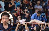 Pháp luật - Bắt tạm giam thanh niên Nam Định bắn pháo sáng trên sân Hàng Đẫy