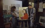 """Những nhân viên gương mẫu tập 27: Cuộc trò chuyện """"sòng phẳng"""" giữa Nguyệt và chồng vô tình tiết lộ bí mật động trời"""