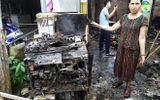 Tin trong nước - Nổ trạm biến áp ở Hà Tĩnh, nhiều nhà đân bị chập cháy đồ điện