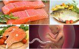 Không muốn con sinh ra bị bại não, mẹ bầu cần tránh ăn những loại cá này