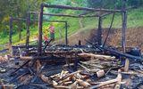 Nghệ An: Mẹ ôm 3 con nhỏ, tháo chạy khỏi căn nhà bất ngờ bốc cháy lúc rạng sáng
