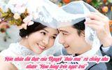 """Cuộc sống hôn nhân đời thực của Nguyệt """"thảo mai"""" và người chồng nhu nhược """"Hoa hồng trên ngực trái"""""""