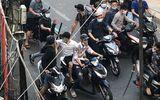 Điều tra vụ 2 nhóm thanh niên hỗn chiến như phim hành động, gây náo loạn đường phố