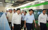 """Dự án đường sắt Cát Linh - Hà Đông chậm tiến độ: Phó Thủ tướng trao đổi """"nóng"""" với Tổng thầu Trung Quốc"""
