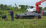 Vụ 3 người tử vong trong xe Mercedes dưới kênh: Xác định nguyên nhân ban đầu