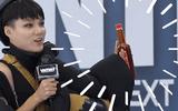 """Video: Mâu Thủy được thí sinh Next Top tặng nước mắm """"cho đời bớt nhạt"""""""
