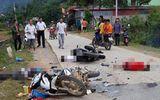 Lạng Sơn: 2 xe máy đâm trực diện, 5 người thương vong
