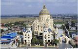 Choáng ngợp trước siêu biệt thự xa hoa tráng lệ của các đại gia Việt