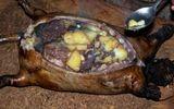 Tuyệt chiêu làm thịt nướng chống chọi lại cả mùa đông của người Mông Cổ