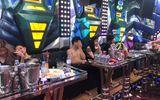 Lai Châu: Đột kích quán karaoke, phát hiện 32 người dương tính với ma túy