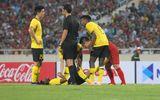"""Hành động đẹp của Quang Hải khiến cầu thủ Malaysia """"phục sát đất"""""""