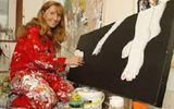 100 nhân cách và 14 họa sĩ trong thân xác của người phụ nữ tài năng