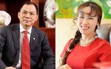 Tài sản của 2 tỷ phú Phạm Nhật Vượng và Nguyễn Thị Phương Thảo tăng mạnh