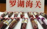 """""""Khát"""" con trai, thai phụ Trung Quốc chuyển lậu máu sang Hong Kong xét nghiệm"""