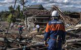 Khung cảnh tan hoang đến khó tin tại Nhật Bản sau khi siêu bão Hagibis đổ bộ