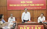 Tin trong nước - Vụ nữ trưởng phòng dùng bằng của chị ở Đắk Lắk: Không có chuyện Tỉnh ủy im hơi lặng tiếng