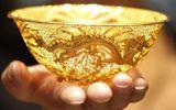 Kinh doanh - Giá vàng hôm nay 16/10/2019: Vàng SJC tiếp tục giảm 100 nghìn đồng/lượng