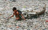Tin thế giới - Indonesia sở hữu dòng sông ô nhiễm nhất thế giới chứa hàng trăm tấn rác thải