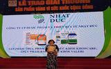 Công ty Nhật Đức vinh dự nhận giải thưởng của Hiệp hội Thực phẩm chức năng Việt Nam