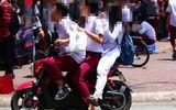 Giáo dục pháp luật - Học sinh vi phạm luật giao thông: Thiếu vắng giáo dục từ gia đình, nhà trường thêm gánh nặng