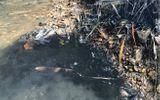 Tin trong nước - Vụ nghi đổ trộm dầu thải gây ô nhiễm nguồn nước sông Đà: Bắt khẩn cấp 2 đối tượng