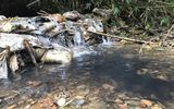 Tin trong nước - Vụ nước sạch sông Đà nhiễm dầu: Manh mối quan trọng giúp công an lần ra 3 nghi phạm