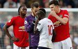 Thể thao - Vì sao dù gây nhiều tranh cãi nhưng bàn thắng của Rashford vào lưới Liverpool không bị VAR từ chối?