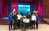 HABECO: Thăm tặng quà tại Trung tâm điều dưỡng thương binh Thuận Thành