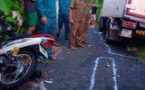Tin trong nước - Va chạm với ô tô tải, nam thanh niên đi xe máy tử vong