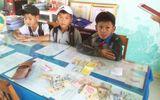 Nhặt được ví tiền trên đường đi học về, 3 học sinh ở Quảng Nam trả lại cho người đánh mất