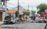 Tin thế giới - Brazil: Máy bay rơi xuống đường phố phát nổ khiến nhiều người thương vong