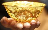 Kinh doanh - Giá vàng hôm nay 23/10/2019: Vàng SJC quay đầu tăng sốc 150 nghìn đồng/lượng
