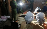 Nghi án mẹ bị con tâm thần sát hại ở Quảng Ngãi