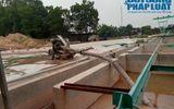 Bên trong nhà máy xử lý nước thải của công ty gốm sứ Thanh Hà