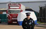 Vụ 39 thi thể trong container ở hạt Essex: Toàn bộ nạn nhân đã tử vong 12 tiếng trước khi đến Anh