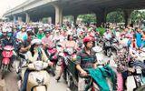 """Hà Nội: Thêm 5 huyện có thể nằm trong """"vùng cấm"""" xe máy"""