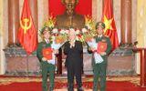 Tổng Bí thư, Chủ tịch nước Nguyễn Phú Trọng dự Lễ trao Quyết định thăng quân hàm Thượng tướng