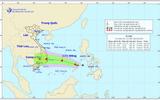 Cảnh báo đối phó áp thấp nhiệt đới có khả năng mạnh thành bão ở Biển Đông