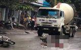 Xe máy va chạm với xe bồn đi ngược chiều, 2 người thương vong