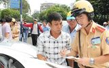 Không có giấy phép lái xe khi tham gia giao thông bị phạt bao nhiêu tiền?