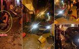 Hà Nội: Xe BMW gây tai nạn liên hoàn lúc rạng sáng, 5 người bị thương